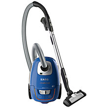 Buy AEG USENERGY Ultrasilencer Energy Cylinder Vacuum Cleaner, Blue Online at johnlewis.com