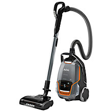 Buy AEG UltraOne Quattro Cylinder Vacuum Cleaner, Tungsten Metallic Online at johnlewis.com