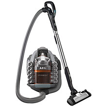Buy AEG UltraCaptic Pet UCANIMALT Cylinder Vacuum Cleaner, Tungsten Online at johnlewis.com