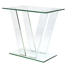 Buy Greenapple V Side Table Online at johnlewis.com