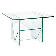 Buy Greenapple Square Side Table and Magazine Rack Online at johnlewis.com