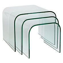 Buy Greenapple Arc Nest Of Tables Online at johnlewis.com