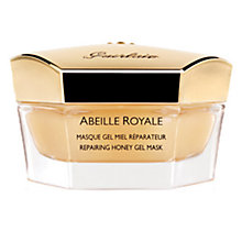 Buy Guerlain Abeille Royale Repairing Honey Gel Mask, 50ml Online at johnlewis.com