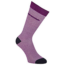 Buy Ted Baker Mistley Oxford Weave Socks, One Size Online at johnlewis.com