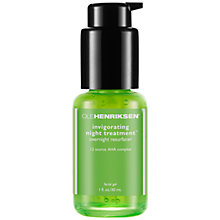 Buy OLEHENRIKSEN Invigorating Night Treatment, 50g Online at johnlewis.com