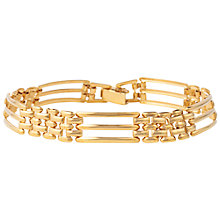 Buy Susan Caplan Vintage 1990s Bracelet, Gold Online at johnlewis.com