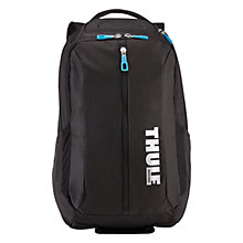 "Buy Thule Crossover 25L Backpack for Laptops up to 17"", Black Online at johnlewis.com"