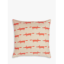 Buy Scion Mini Mr Fox Cushion Online at johnlewis.com