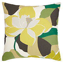 Buy Scion Soul Diva Cushion, Green Online at johnlewis.com
