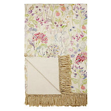 Buy Voyage Hedgerow Throw Online at johnlewis.com