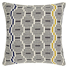 Buy John Lewis Zeometric Floor Cushion Online at johnlewis.com