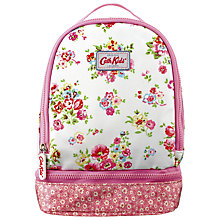 Buy Cath Kidston Kids' Cranham Lunch Bag, White Online at johnlewis.com