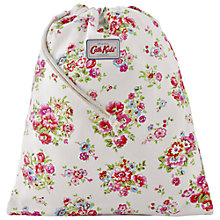 Buy Cath Kidston Kids' Cranham Drawstring Wash Bag, White Online at johnlewis.com