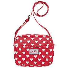 Buy Cath Kidston Kids' Mini Hearts Handbag, Red Online at johnlewis.com