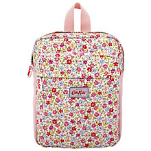 Buy Cath Kidston Childrens' Medium Garden Ditsy Rucksack, Pink Online at johnlewis.com
