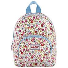 Buy Cath Kidston Garden Ditsy Mini Rucksack, Pink Online at johnlewis.com