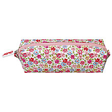 Buy Cath Kidston Childrens' Garden Ditsy Pencil Case, Pink Online at johnlewis.com