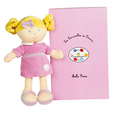 Buy Doudou et Compagnie Miss Rose Doll Online at johnlewis.com