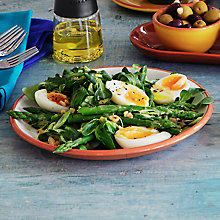 Buy Warm Salad of Asparagus and Soft-Boiled Egg Online at johnlewis.com
