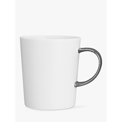 John Lewis Concave Bone China Mug