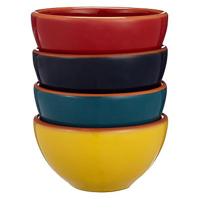 John Lewis Al Fresco Dip Bowls, Set of 4