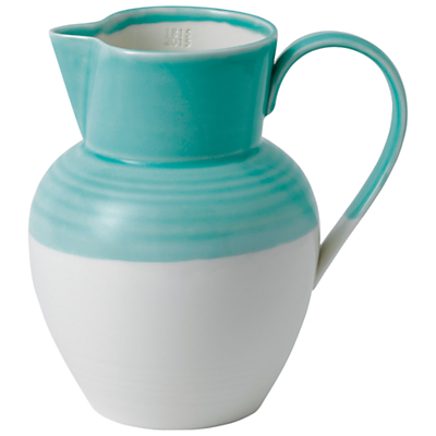 Royal Doulton 1815 Jug, Medium, Aqua