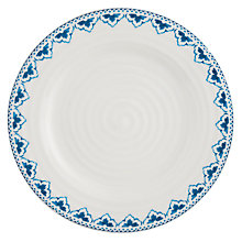 Buy Sophie Conran for Portmeirion Maud Pattern Side Plate, White/Blue Online at johnlewis.com