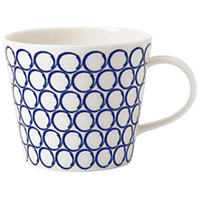 Buy Royal Doulton Pacific Repeating Circles Mug Online at johnlewis.com