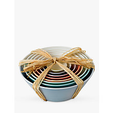 Buy Royal Doulton 1815 Nesting Bowls, Set of 8 Online at johnlewis.com