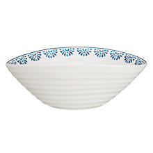 Buy Sophie Conran for Portmeirion Betty Cereal Bowl Online at johnlewis.com