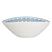 Buy Sophie Conran for Portmeirion Florence Cereal Bowl Online at johnlewis.com