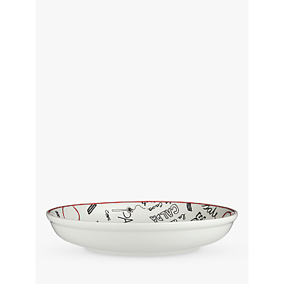 John Lewis Large Pasta Serving Bowl