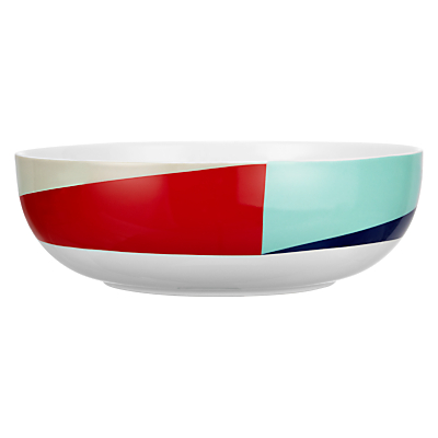 House by John Lewis Studio Serving Bowl, Multi