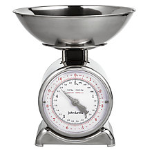Buy John Lewis Traditional Stainless Steel Scale Online at johnlewis.com