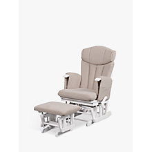 Buy Kub Chatsworth Glider Nursing Chair, Cappucino Online at johnlewis.com