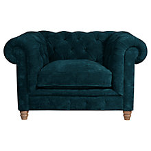 Buy Halo Earle Grand Chesterfield Armchair Online at johnlewis.com