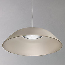 Buy Philips myLiving Fado LED Pendant Light, Grey Online at johnlewis.com