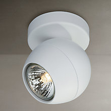 Buy Philips Lirio Planet Spot Light, White Online at johnlewis.com