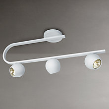 Buy Philips Lirio Planet 3 Spot Lights, White Online at johnlewis.com
