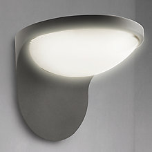 Buy Philips myGarden Dusk LED Outdoor Wall Light, Black Online at johnlewis.com