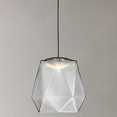 Philips myLiving Italo LED Pendant Light, Grey