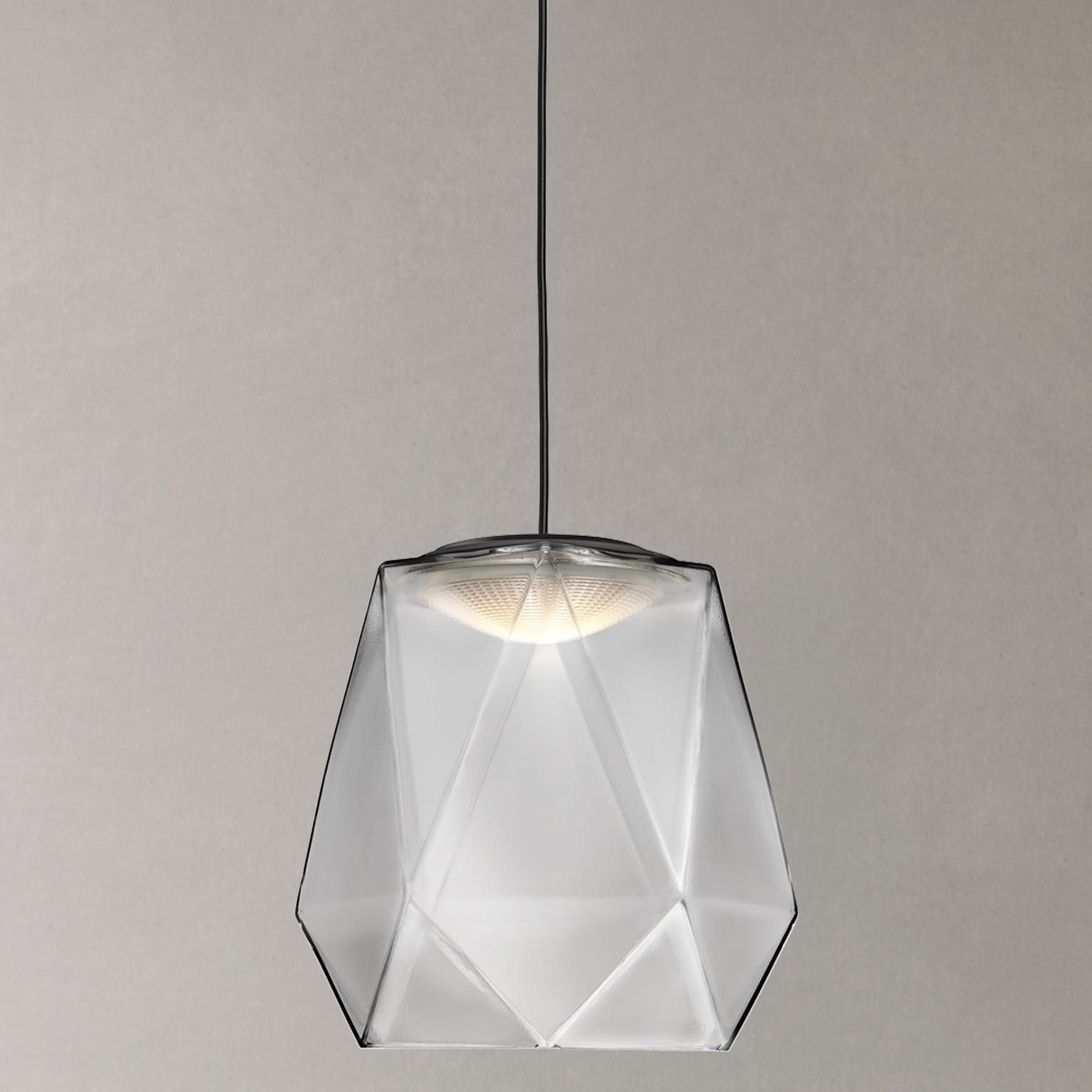 Philips Wall Hanging Lights : Philips myLiving Italo LED Pendant Light, Grey *NEW RRP-?50* eBay