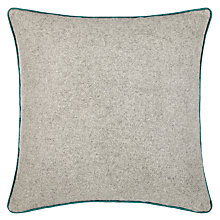 Buy John Lewis Sabre Cushion, Spruce Online at johnlewis.com