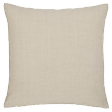Buy John Lewis Slubby Cotton Cushion Online at johnlewis.com
