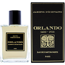 Buy Jardins D'Ecrivains Orlando Eau de Parfum, 100ml Online at johnlewis.com