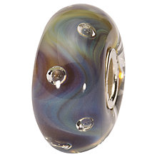 Buy Trollbeads Azure Bubbles Glass Bead Online at johnlewis.com