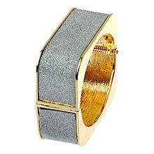 Buy Adele Marie Glitter Paper Square Bangle Online at johnlewis.com