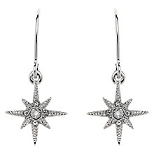 Buy Cachet London North Star Earrings Online at johnlewis.com