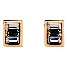 Buy Cachet London Baguette Earrings Online at johnlewis.com