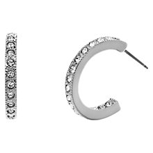Buy Cachet London Hoop Crystal Earrings Online at johnlewis.com